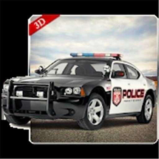 警车追逐模拟游戏