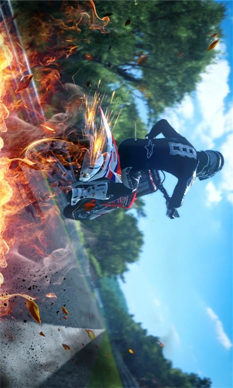 狂野摩托赛截图