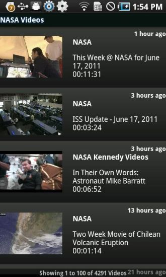 NASA截图