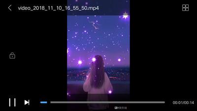 视频播放器HD截图