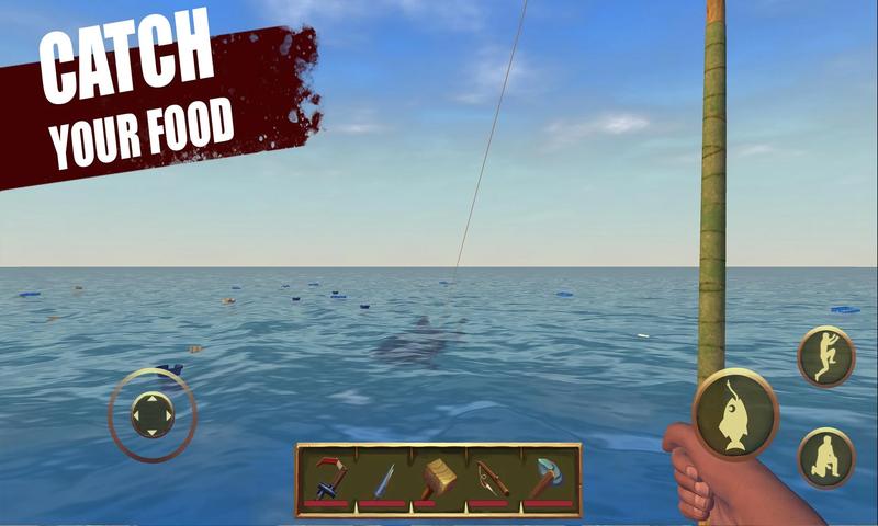 绝地方舟:海洋木筏生存截图