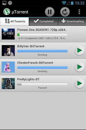 uTorrent-BT下载截图