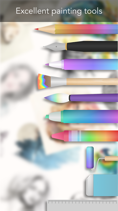 绘画涂鸦PaperOne截图