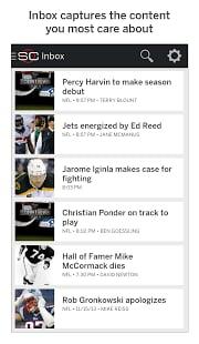 ESPN截图