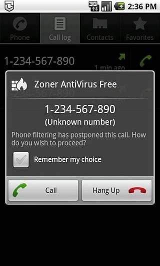 Zoner AntiVirus截图