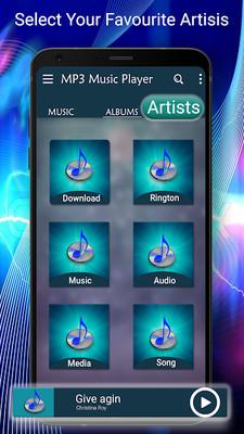 MP3音乐播放器2019截图