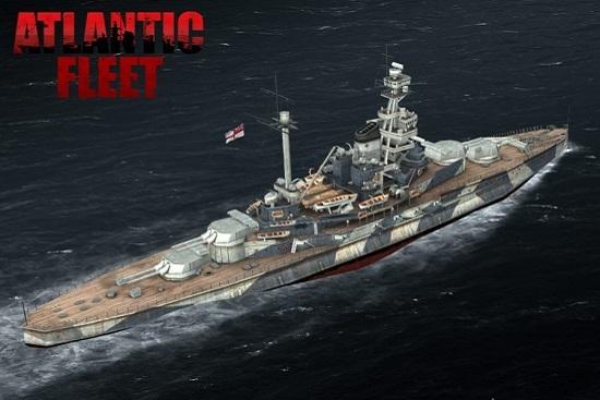 大西洋舰队截图