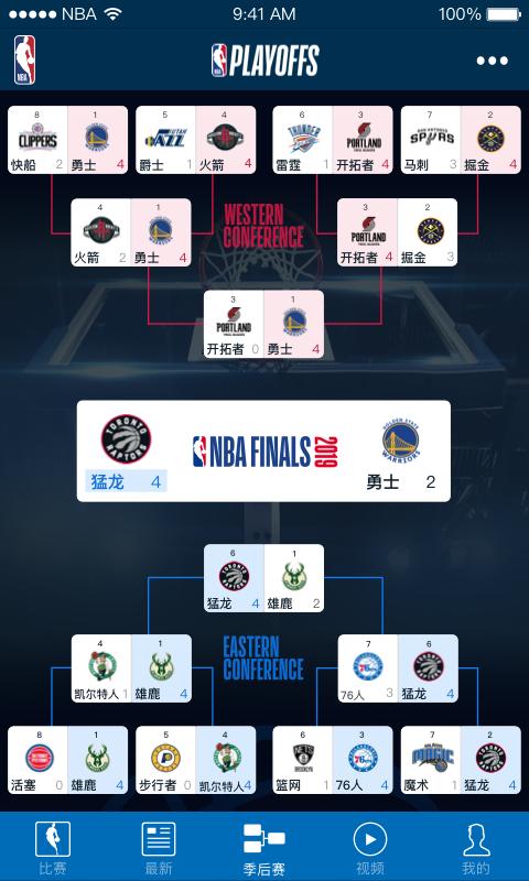 NBA截图