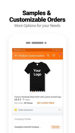 Alibaba.com截图