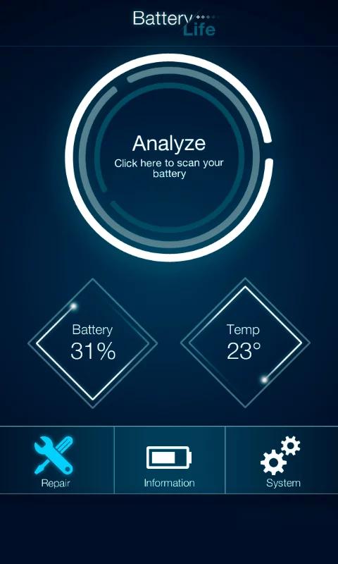 Battery Life截图