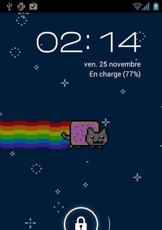 彩虹猫图片