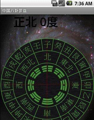 中国罗盘_中国风水罗盘:可以指出地理方位和风水方位; 4.