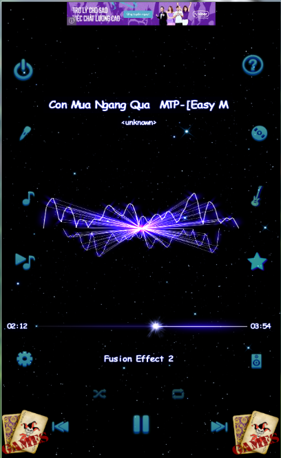 3D Mp3 Player截图