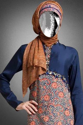 fashion frame  fashion muslim