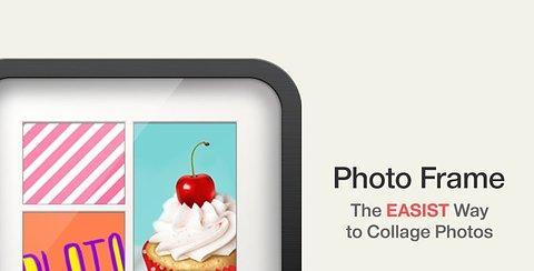 Photo Frame Free:Easy Collage截图