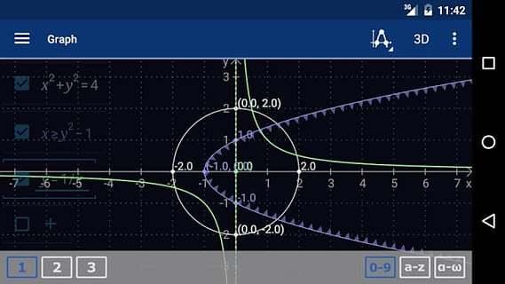 Mathlab计算器截图