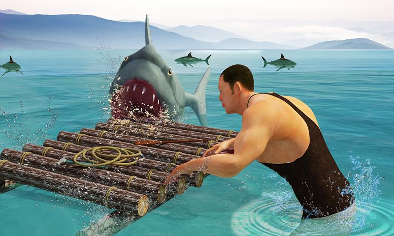 木筏:生存进化截图