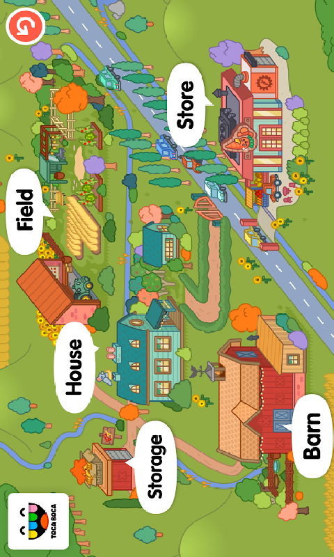 托卡生活:农场截图