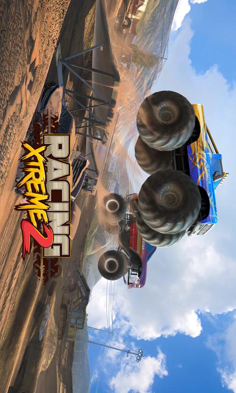 极限怪物赛车2