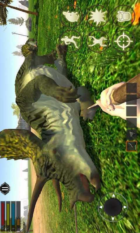 侏罗纪恐龙岛生存截图