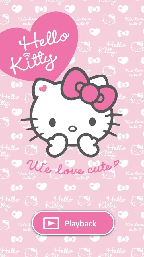 Hello Kitty Cubic Camera截图