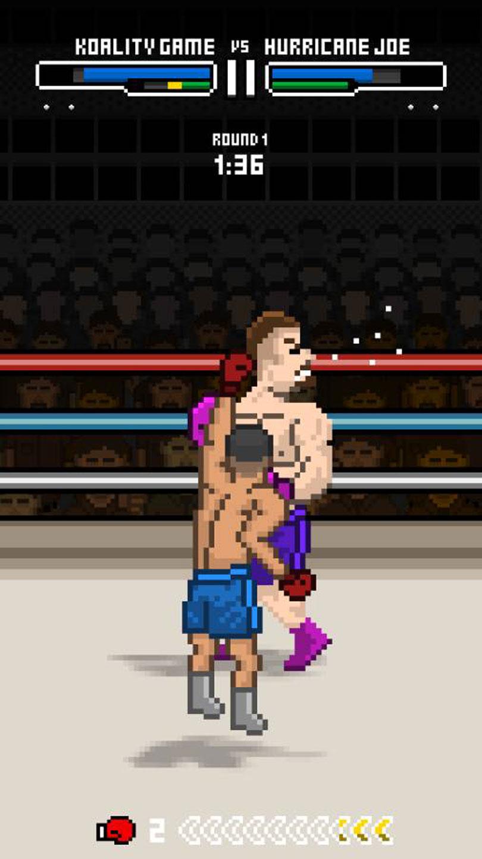 职业拳击手截图