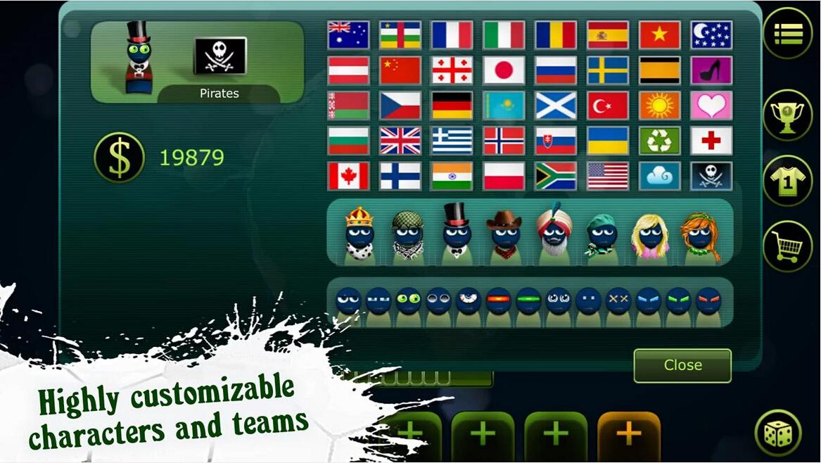 足球联盟:疯狂足球截图
