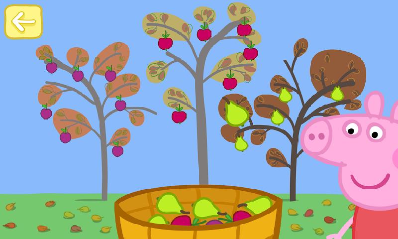 小猪佩奇:秋季与冬季截图