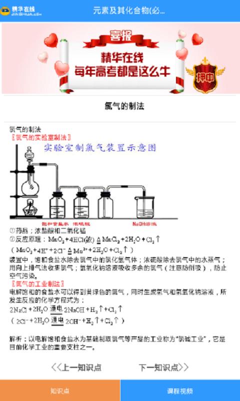 化学知识手册