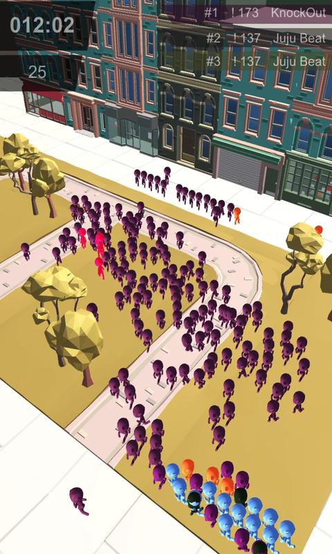 城市拥挤.io截图