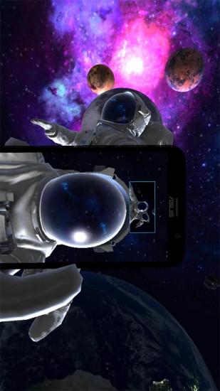 我的太空VR世界截图