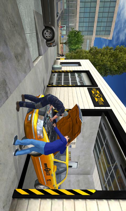 出租车2截图