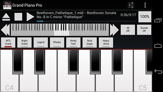 三角钢琴:Grand Piano Pro