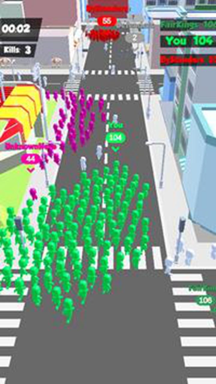 拥挤城市大作战截图