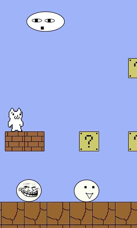 喵里奥-超级玛丽猫版截图