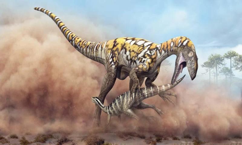 侏罗纪恐龙模拟器截图