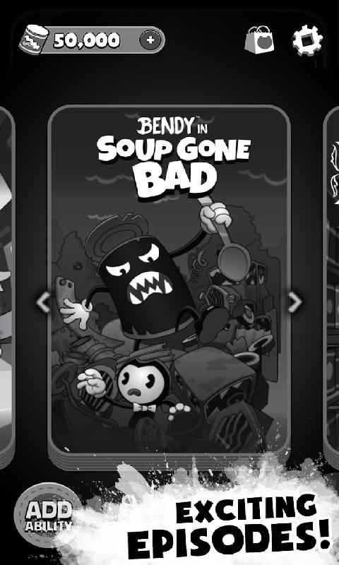 梦魇奔跑中的班迪