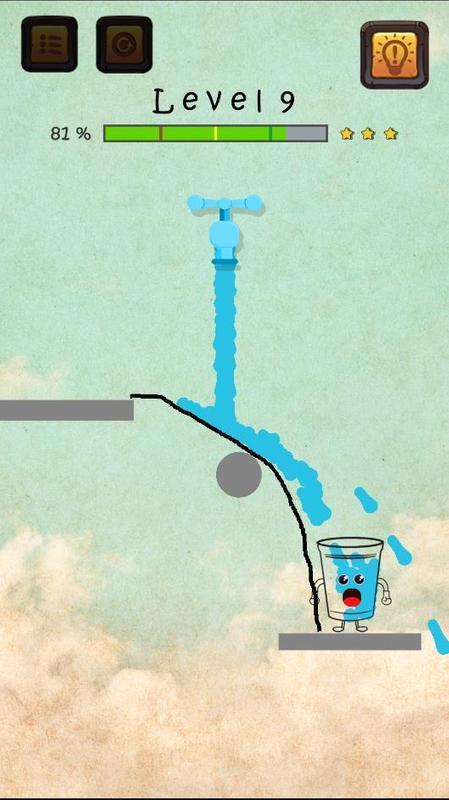 快乐玻璃杯截图