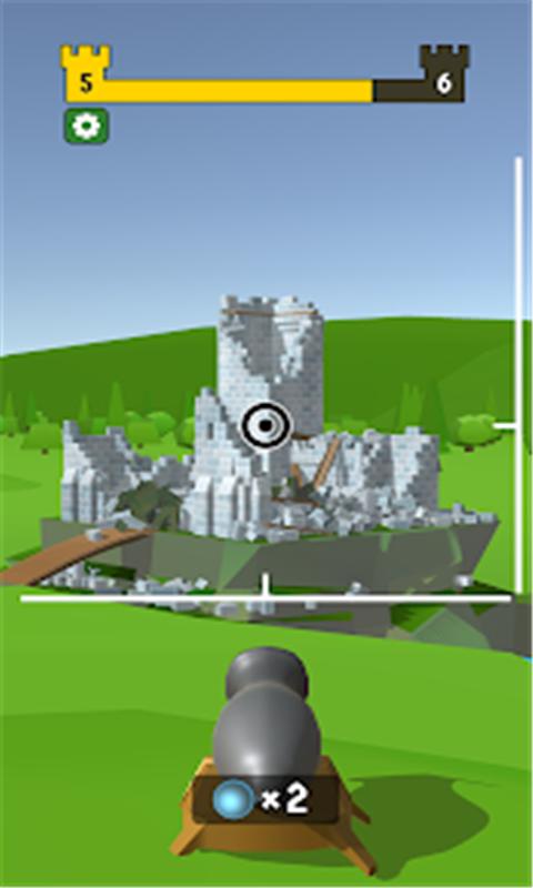 毁灭城堡截图