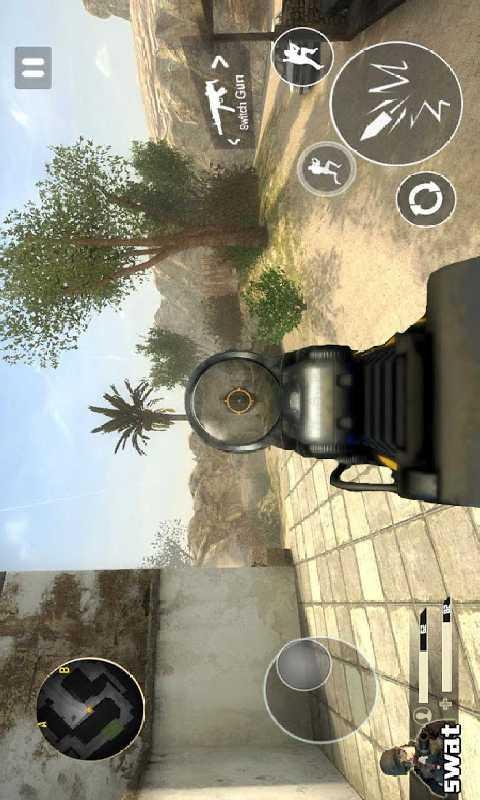 反恐狙击手射击截图