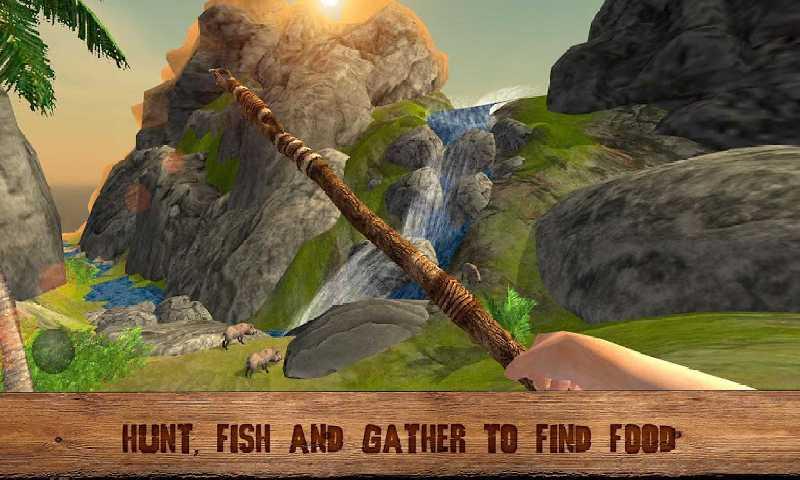海盗岛生存3D截图