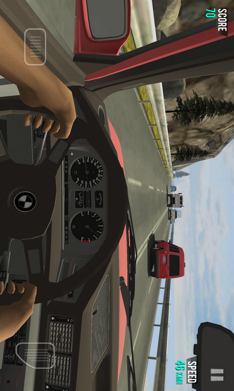 竞速赛车截图