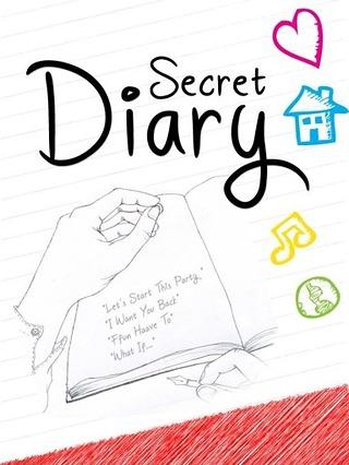 秘密日记截图