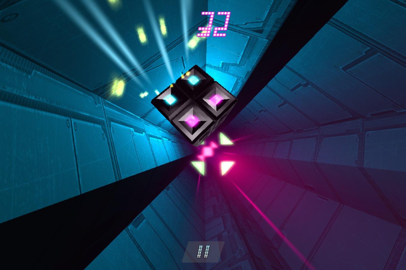 穿越隧道 磁力魔方截图