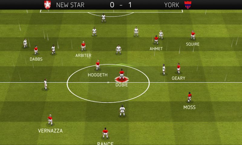足球明星经纪人截图