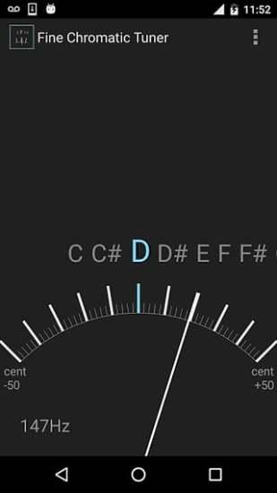 精细调音器