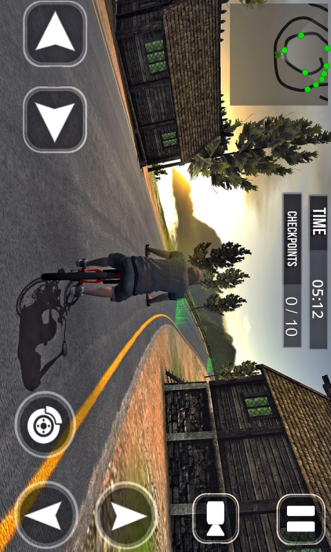 山地自行车模拟器3D截图