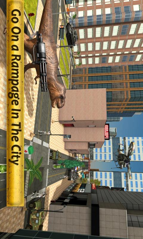 恐龙生存战截图