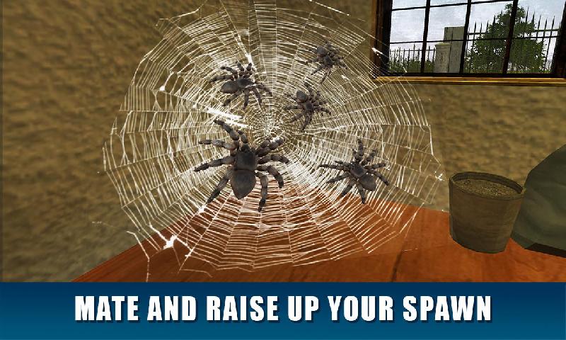 蜘蛛宠物模拟器3D截图