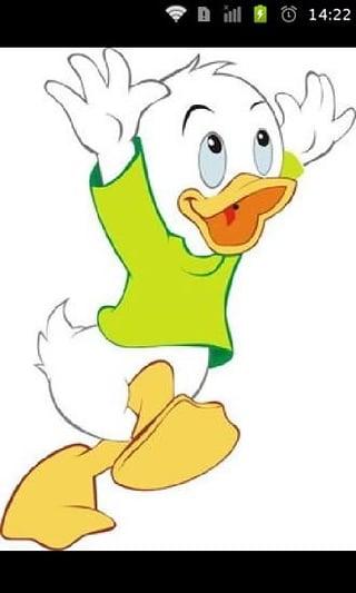 小鸭子 动态 表情分享展示图片